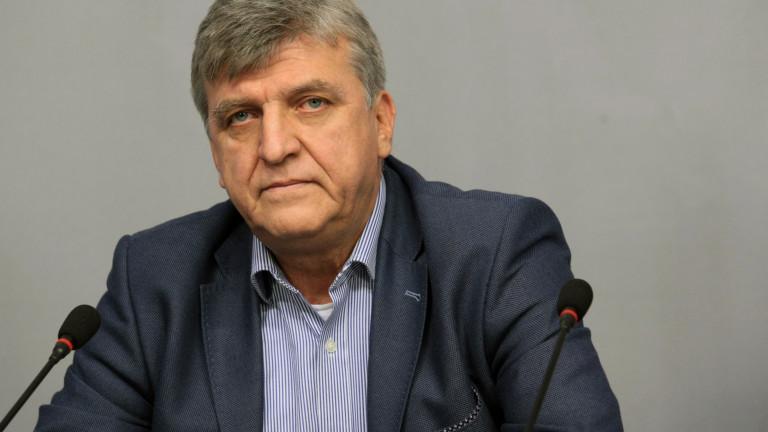 Депутатът Манол Генов е оправдан за купуване на гласове
