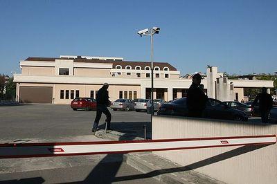 ВСС отхвърли искане за пари за пилон за знаме пред сградата на спецправосъдието