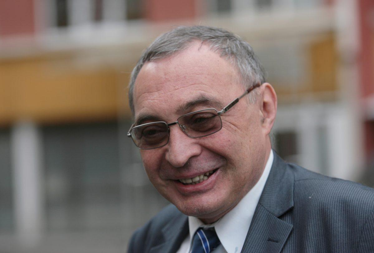 Почина членът на ВСС Евгени Диков