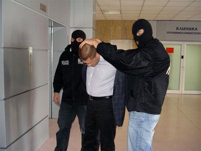 Николай Цонев, арест, дело 100 000