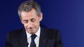 Саркози, арест