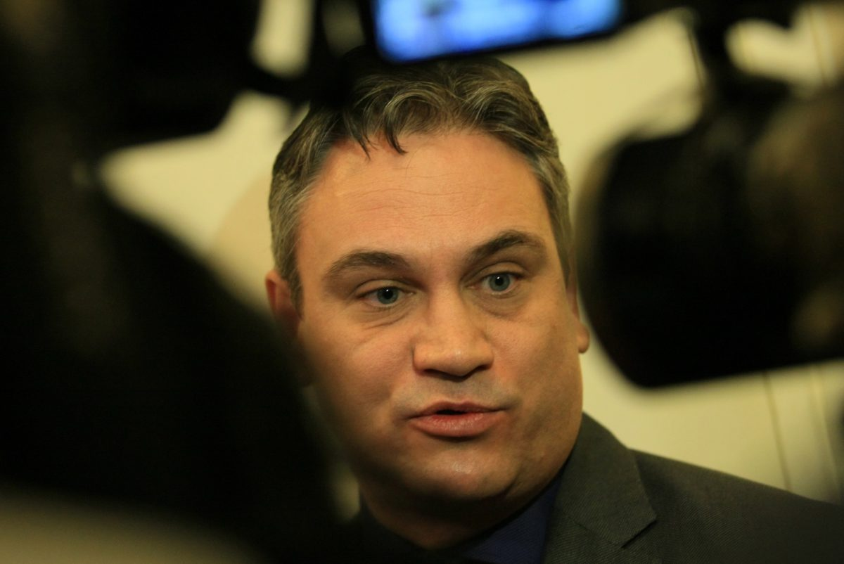 Пламен Георгиев обяви екипа си в антикорупционната комисия