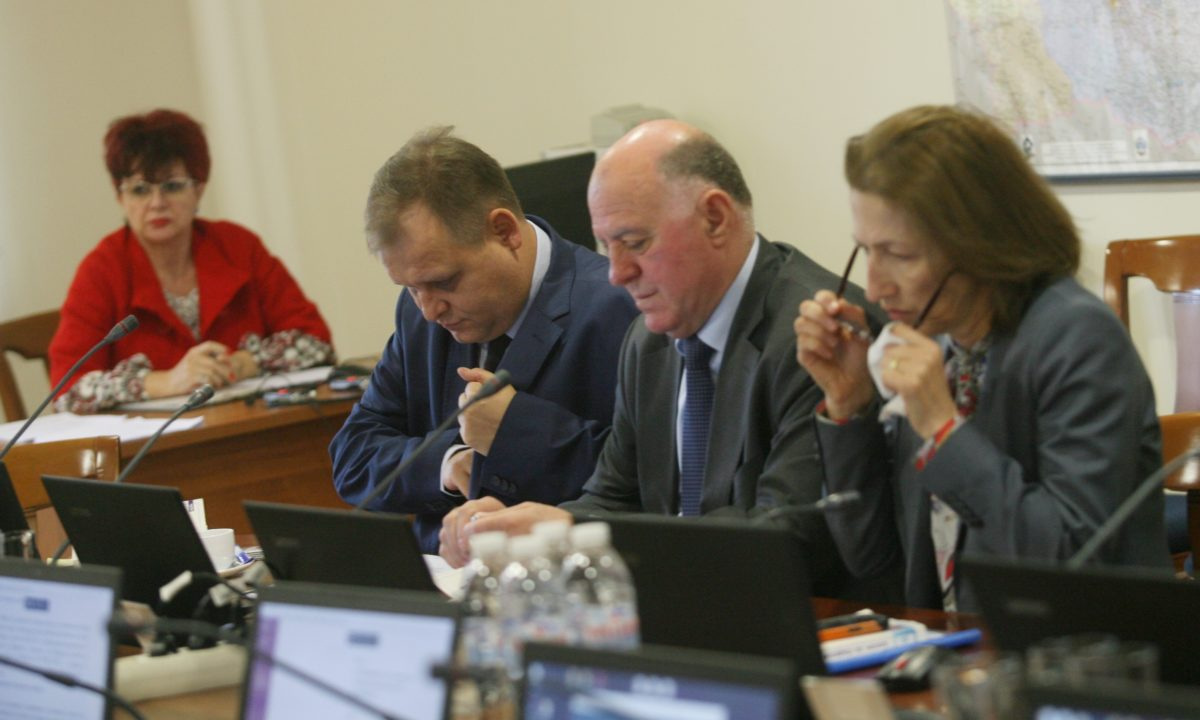 Прерайонирането на София беше отложено – не е ясно как ще се отрази на административните съдилища