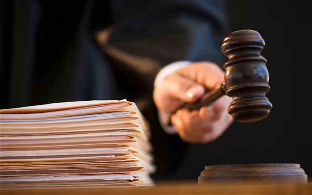 Съдийка, измислила си съдебно заседание, е окончателно уволнена