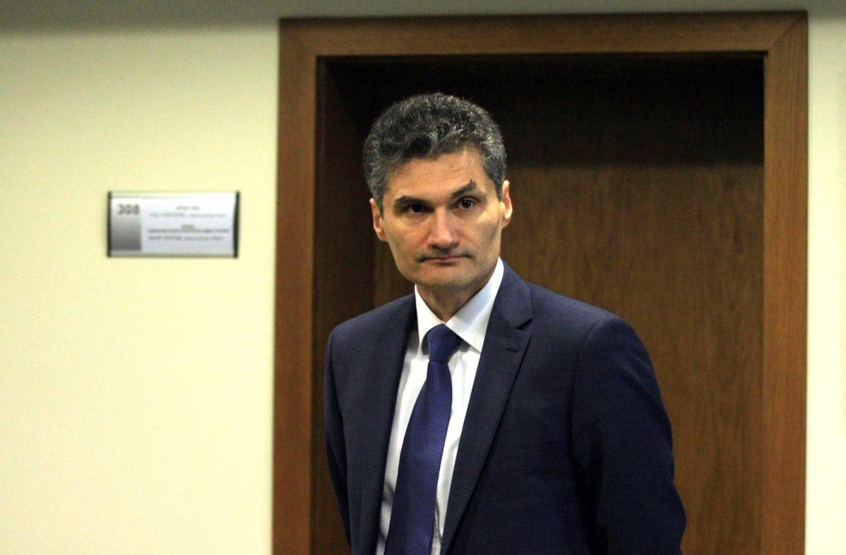 Евгени Георгиев в жалба: Ако шеф на съд се окаже осъждан, ВАС няма ли да спре председателстването му?