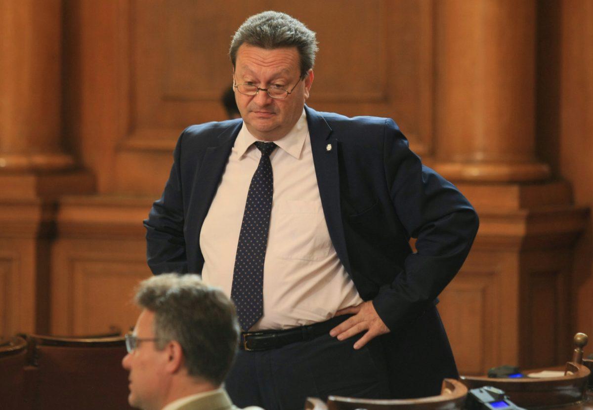 ГЕРБ поиска Таско Ерменков да бъде разследван за тероризъм
