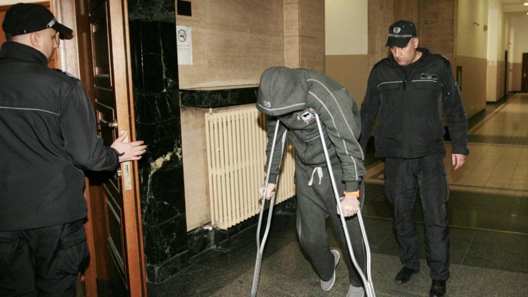 Доживотен затвор без замяна за руснака Герман Костин за убийство на дете