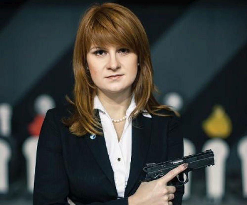 Арестуваната в САЩ рускиня Мария Бутина -приказка за секс, измами и шпионаж