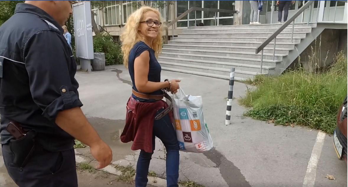 Прокуратурата иска съдът да забрани на Иванчева да напуска страната, макар още да е в ареста