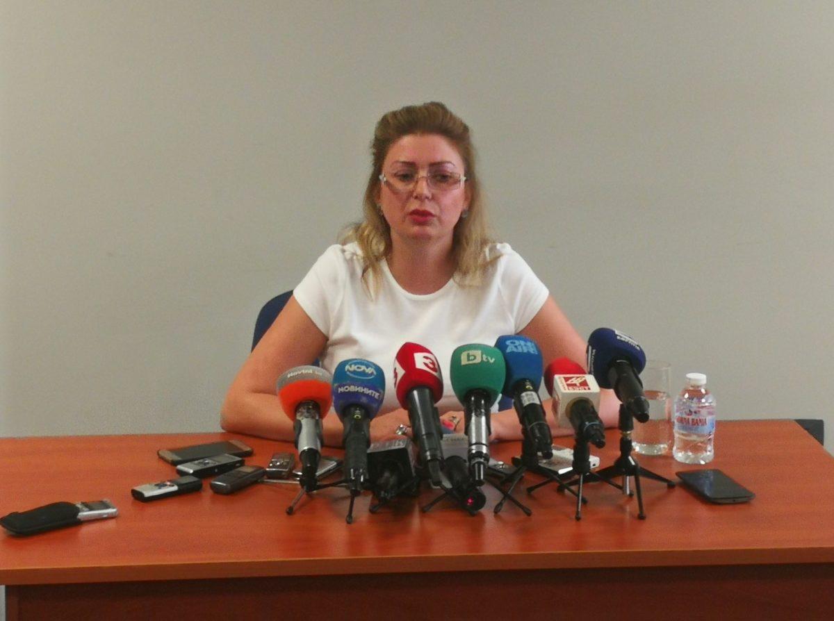 Шефката на Агенцията по вписванията подаде оставка