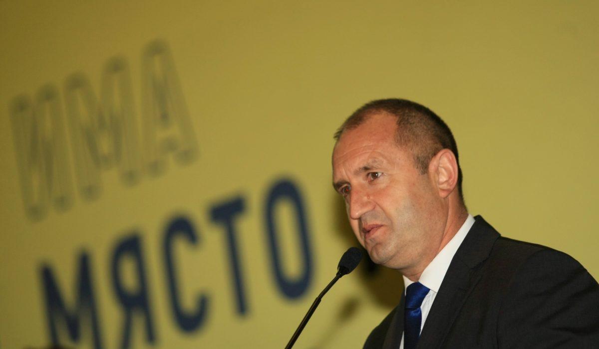 Президентът издаде указа за освобождаването на Сотир Цацаров като главен прокурор