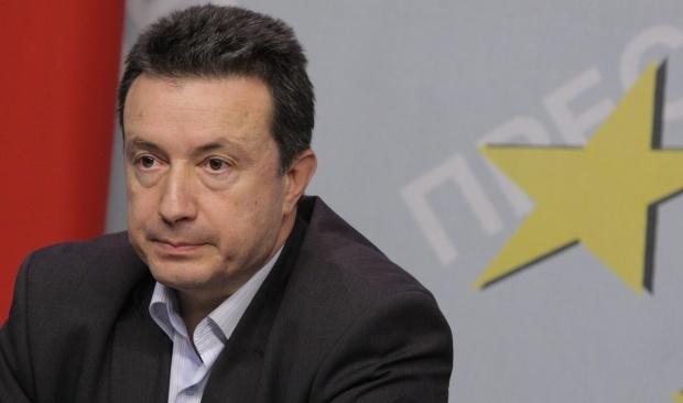 Янаки Стоилов се отказа от надпреварата за Конституционния съд
