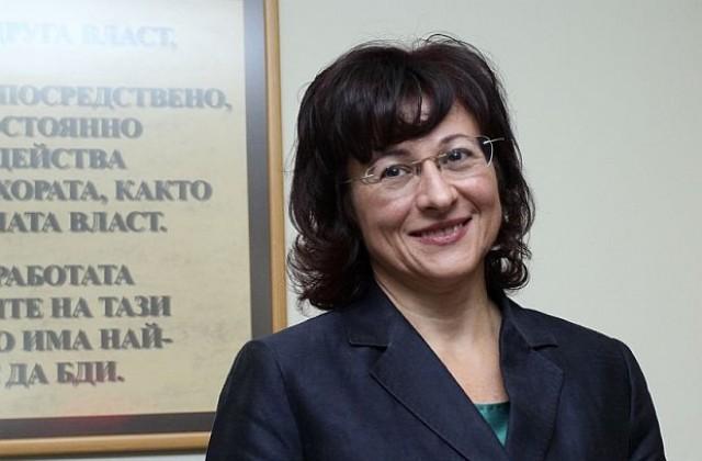 Зам.-председателката на ВКС Павлина Панова е номинирана за конституционен съдия