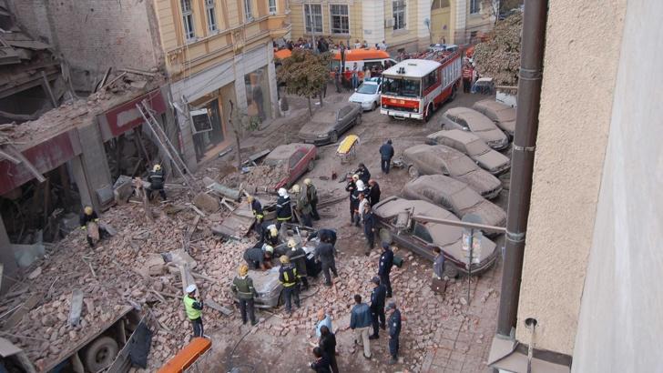 """Ако основният свидетел в делото за срутената сграда на """"Алабин"""" беше прав, нямаше да е жив"""