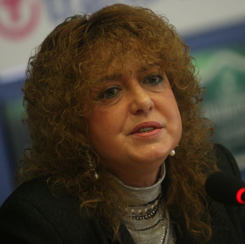 Пленумът на ВКС издигна Галина Захарова за председател на съда