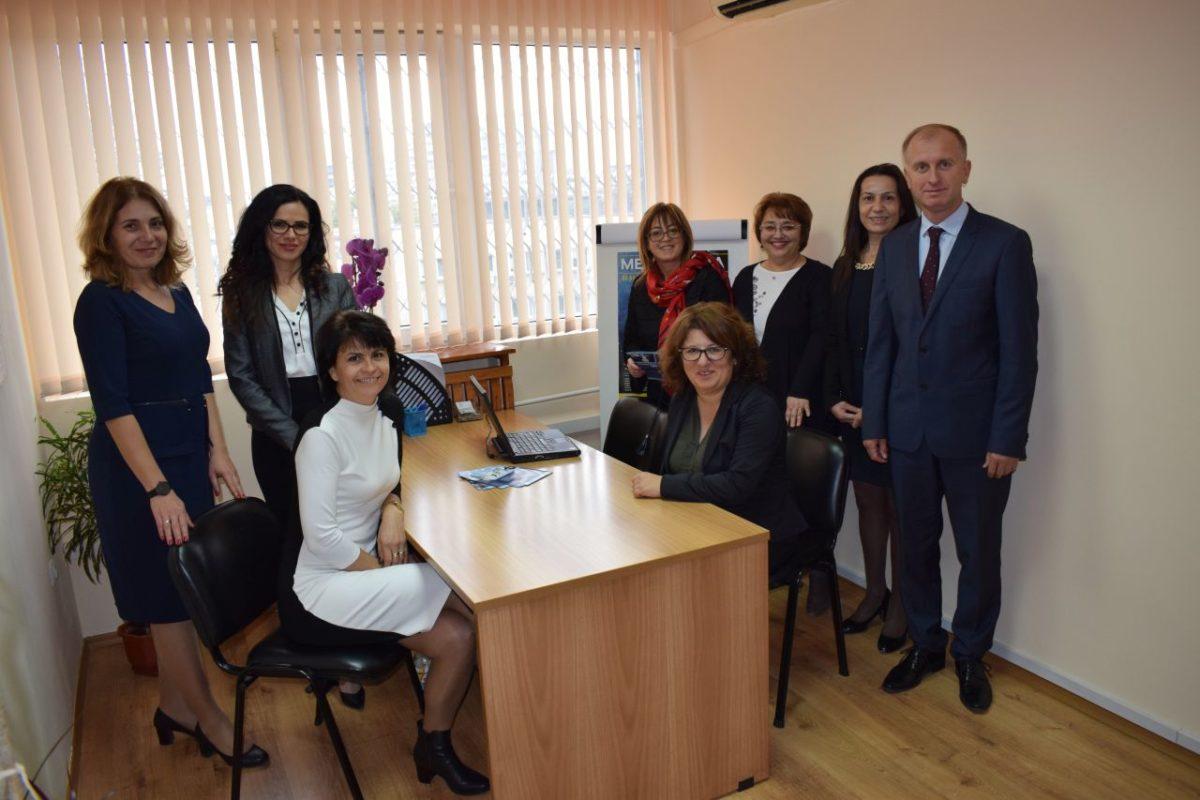 Откриха приемна за граждани в Центъра по медиация във Варна