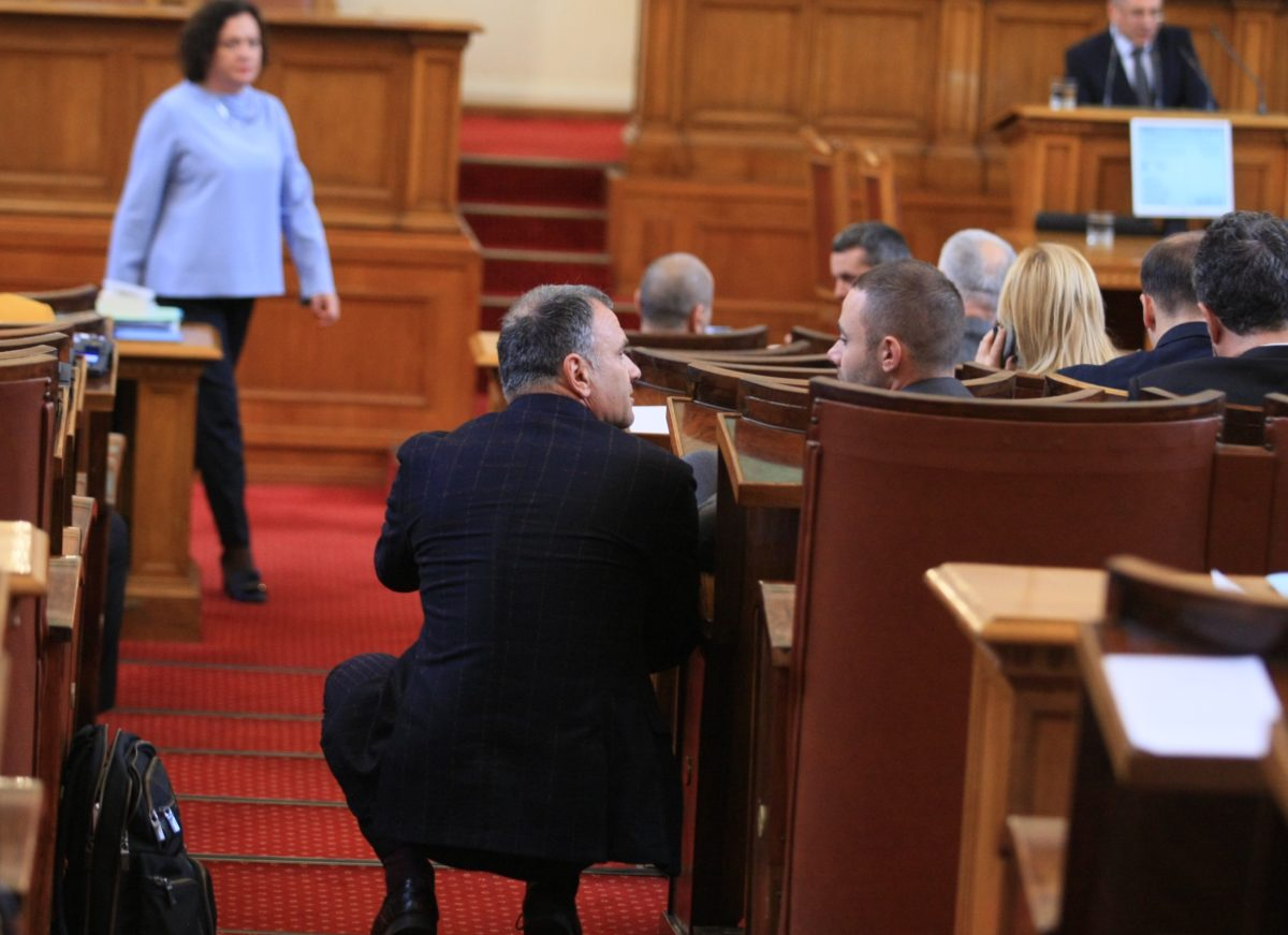 Депутати намесиха Вазов и реброто на Адам в дебата за домашното насилие в НК