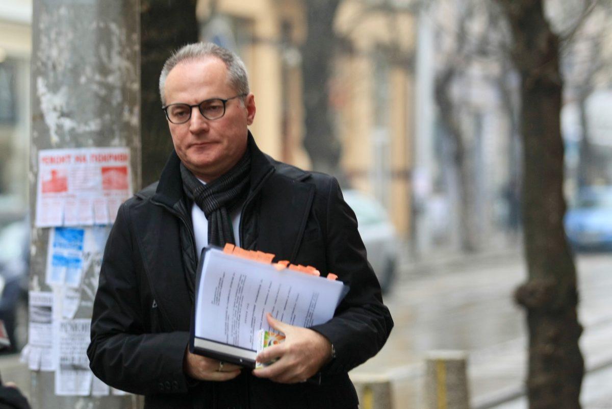 Отвод спъна делото за глобата на Лозан Панов, което вече е в АССГ