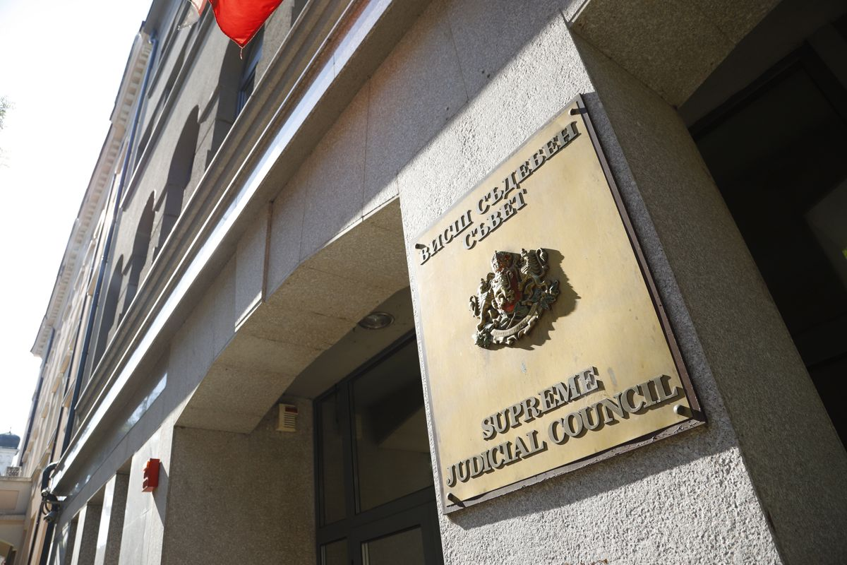 ВСС няма да обсъжда искането на съдии за извинение, защото министърът не го е включил в дневния ред