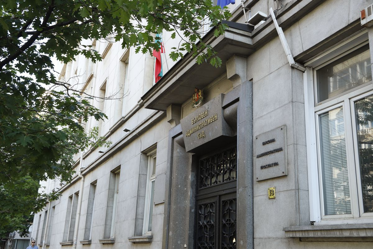Съдът отмени двойна общинска такса за строителите в София