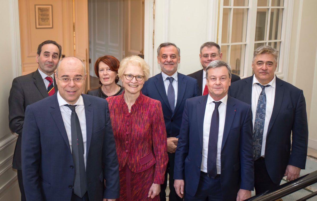 Новият борд на съвета на нотариатите в ЕС встъпи в длъжност