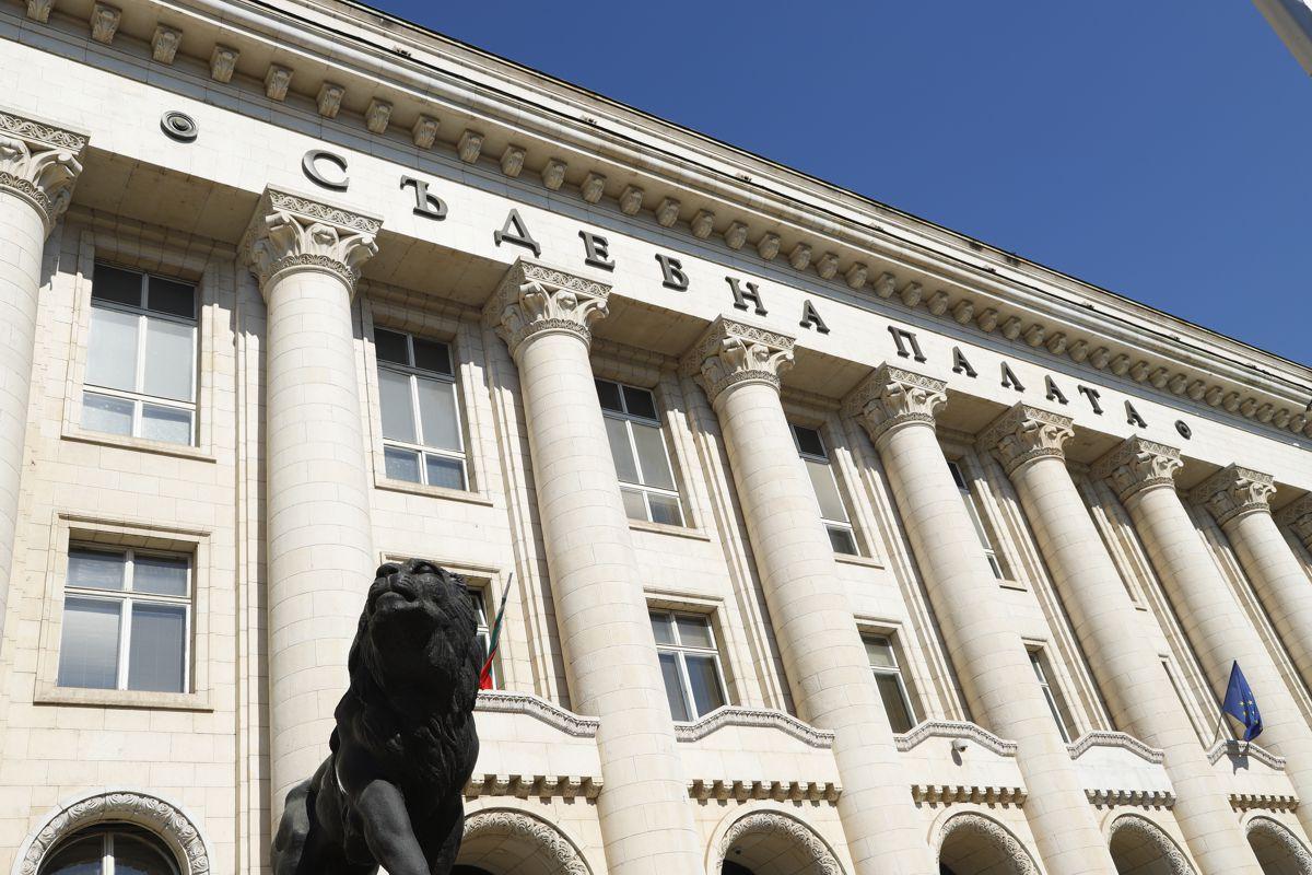 Ще строят външни асансьори в Съдебната палата в София