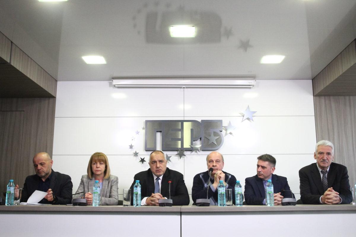 Борисов нареди на ГЕРБ да се върнат преференциите и да бъде избрана нова ЦИК