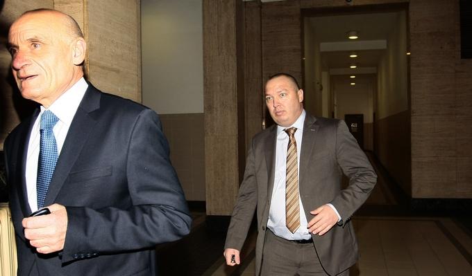 """Подсъдим по делото """"Червей"""" бивш шеф в МВР осъди прокуратурата за 50 000 лева"""