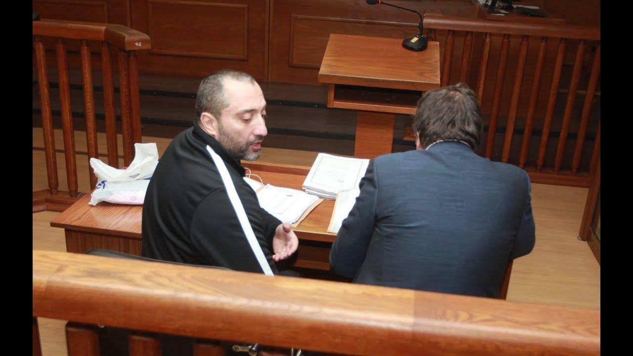 Димитър Желязков и още 12 души отиват на съд за рекет и изнудване