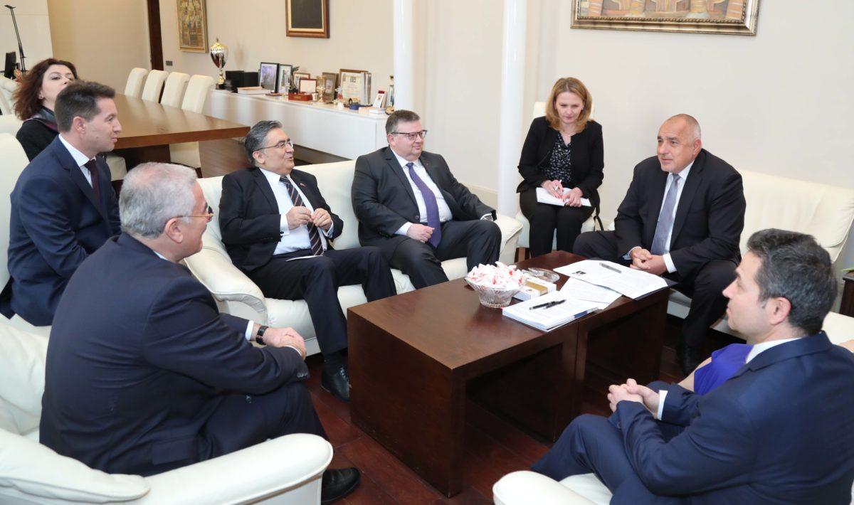 Главният прокурор на Турция пристигна в България