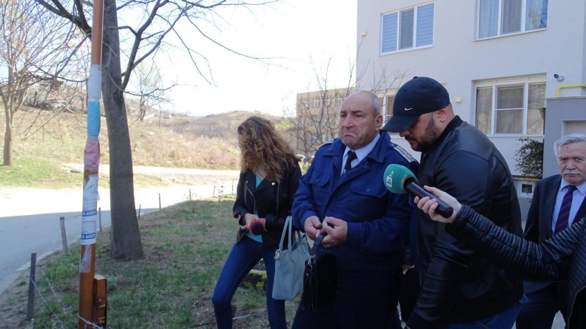 Дознателка е задържана при акция в Благоевград