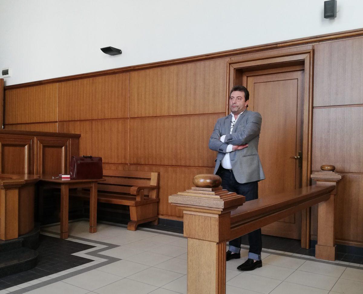Шефът на БНТ е окончателно осъден, защото е карал пиян