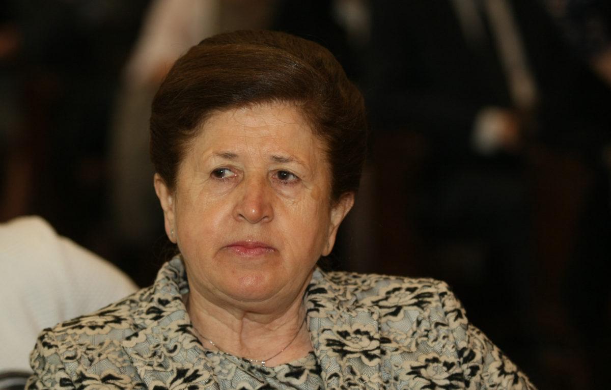 Бившият конституционен съдия Стефка Стоева е новият председател на ЦИК