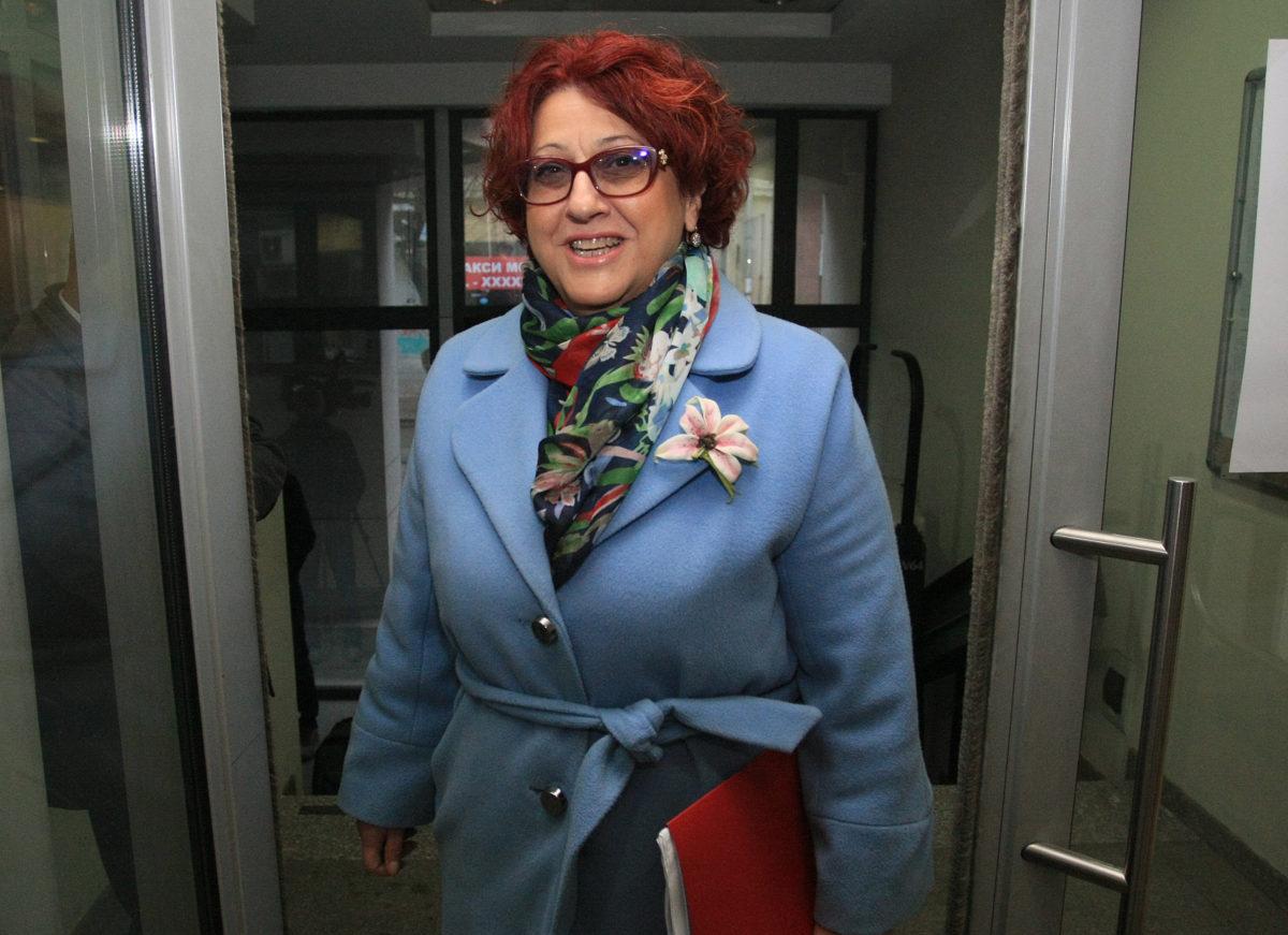 Ванухи Аракелян ще ръководи апелативния съд във Варна още 5 години