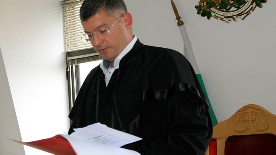 Иван Калибацев отново се кандидатира за шеф на окръжния съд в Пловдив