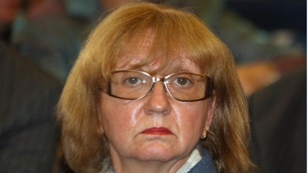Върховният съдия Капка Костова се пенсионира