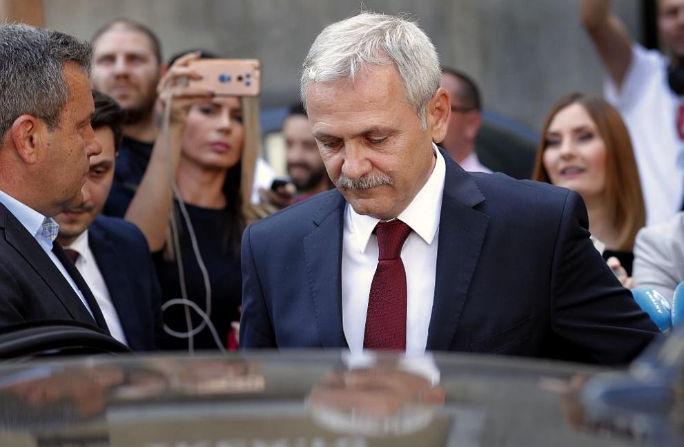 Лидерът на управляващите в Румъния влиза в затвора
