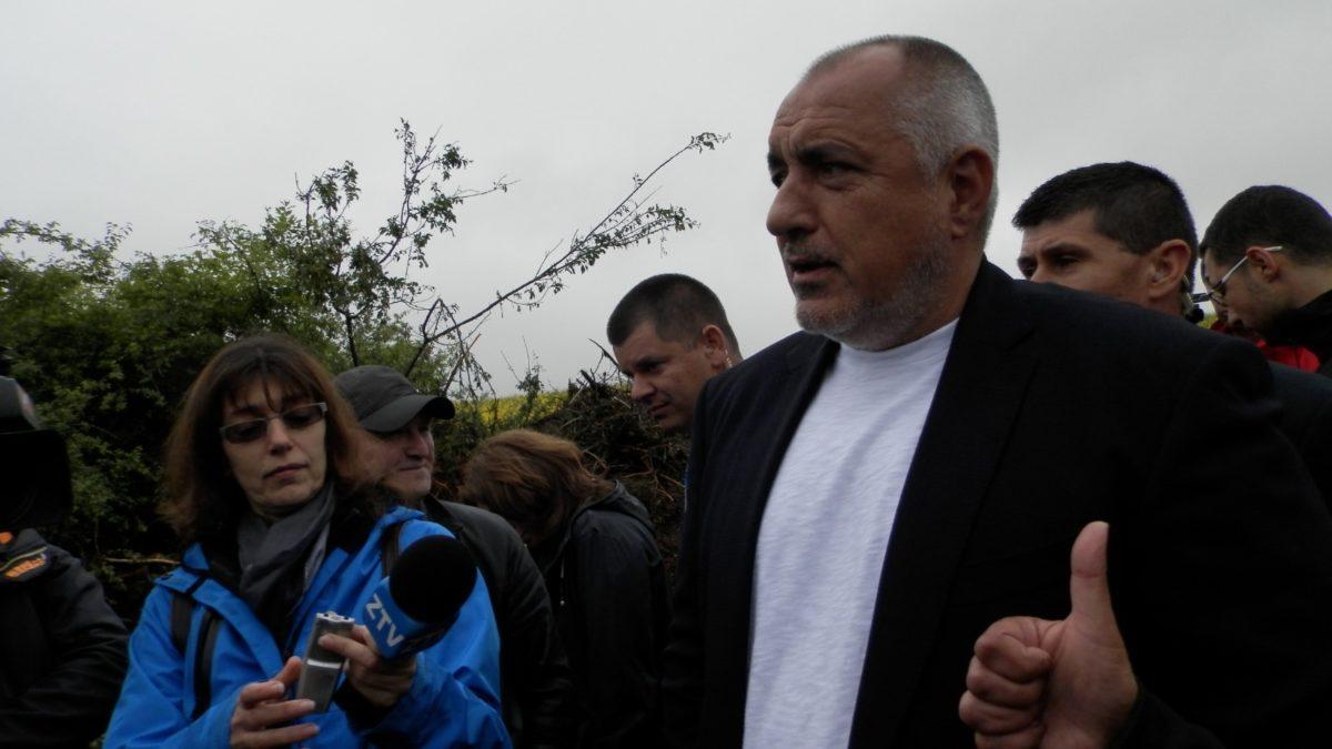 Борисов смъмри президента за консултациите за главен прокурор
