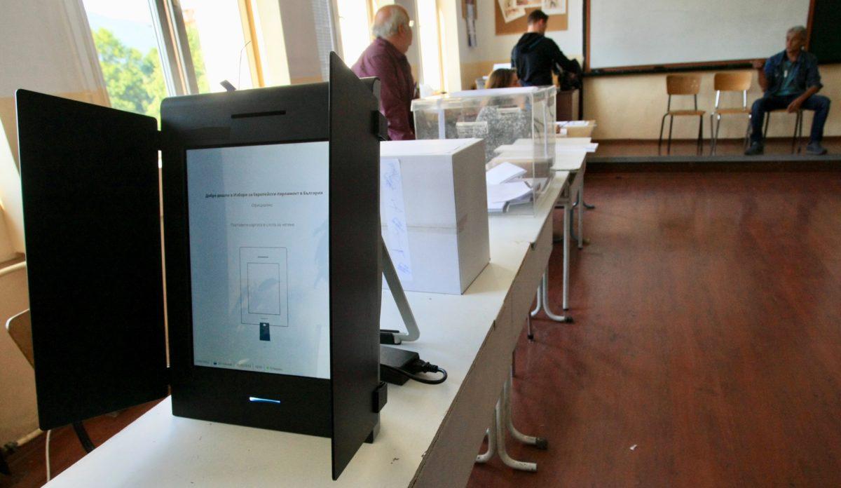ГЕРБ вече иска машинното гласуване да остане и за парламентарни избори