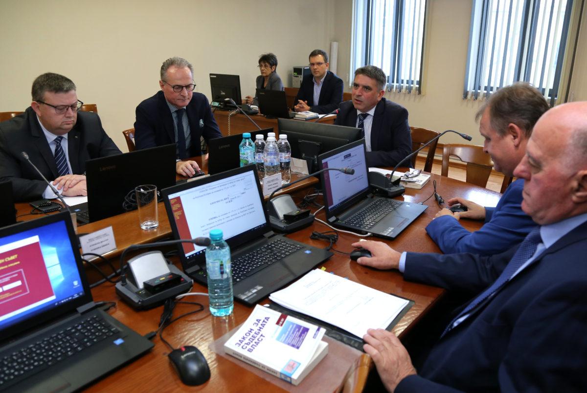 Данаил Кирилов пред ВСС: В колективен орган винаги има оратори, които обичат да слушат гласа си