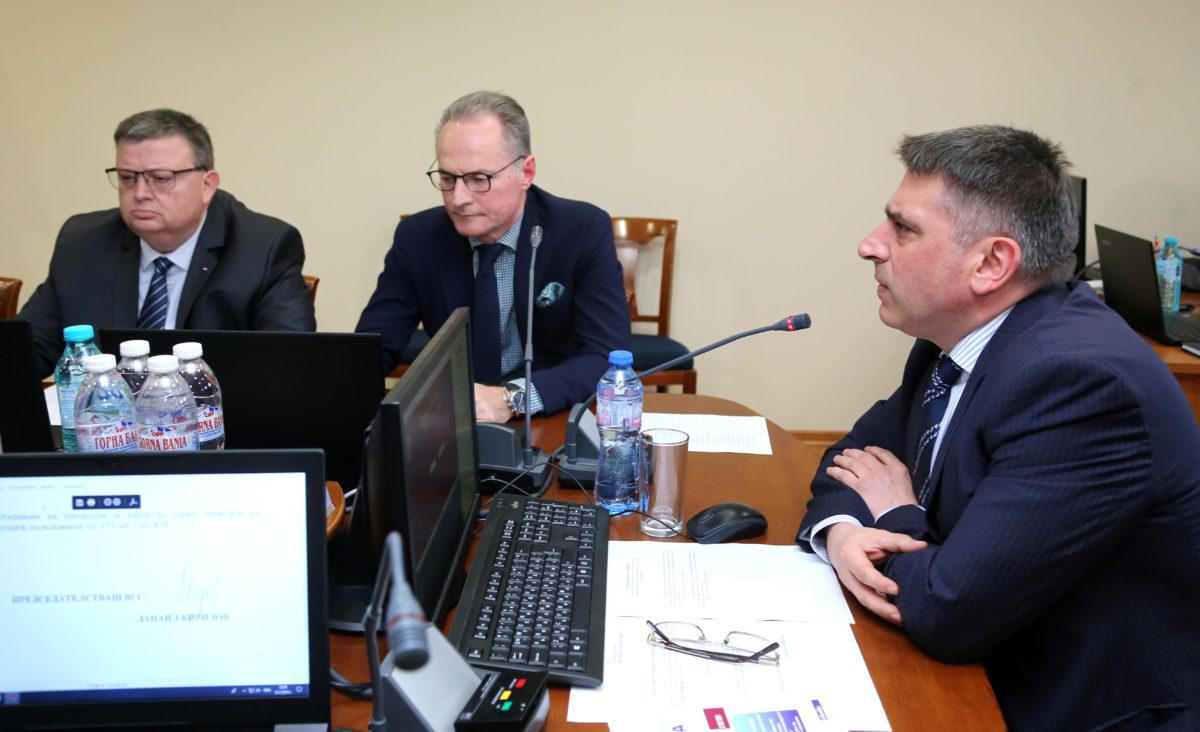 Без номинации за главен прокурор на първото заседание на ВСС, остават още три опита