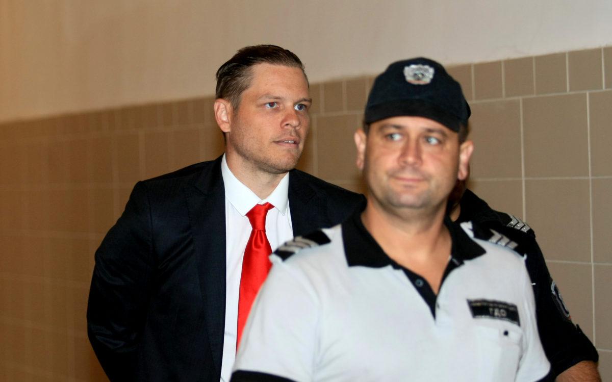 Съдът отказа да освободи предсрочно от затвора Джок Полфрийман