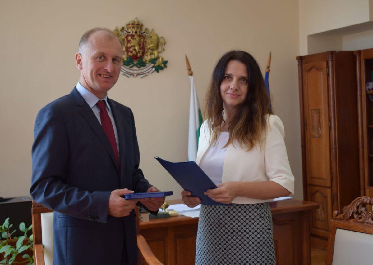 Ирена Петкова вече е зам.-шеф на ОС-Варна, ще ръководи Гражданското отделение
