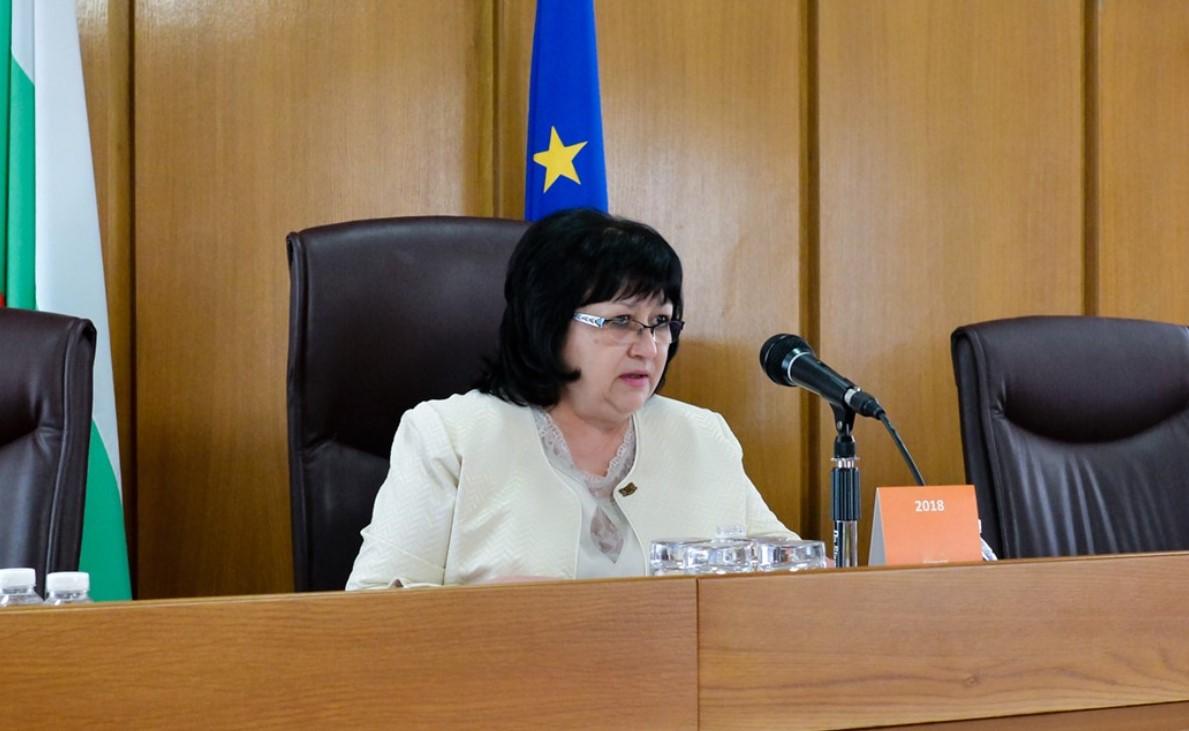 Магдалина Иванова е новият стар председател на Пловдивския апелативен съд