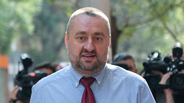 Бившият член на ВСС Ясен Тодоров е повишен в Националната следствена служба