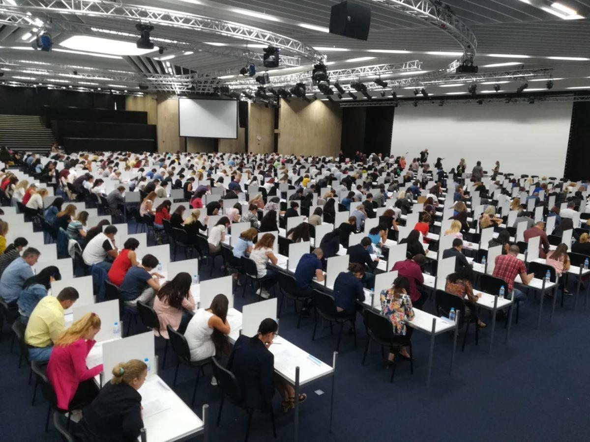111 от кандидатите за съдии по вписванията се отказаха от конкурса
