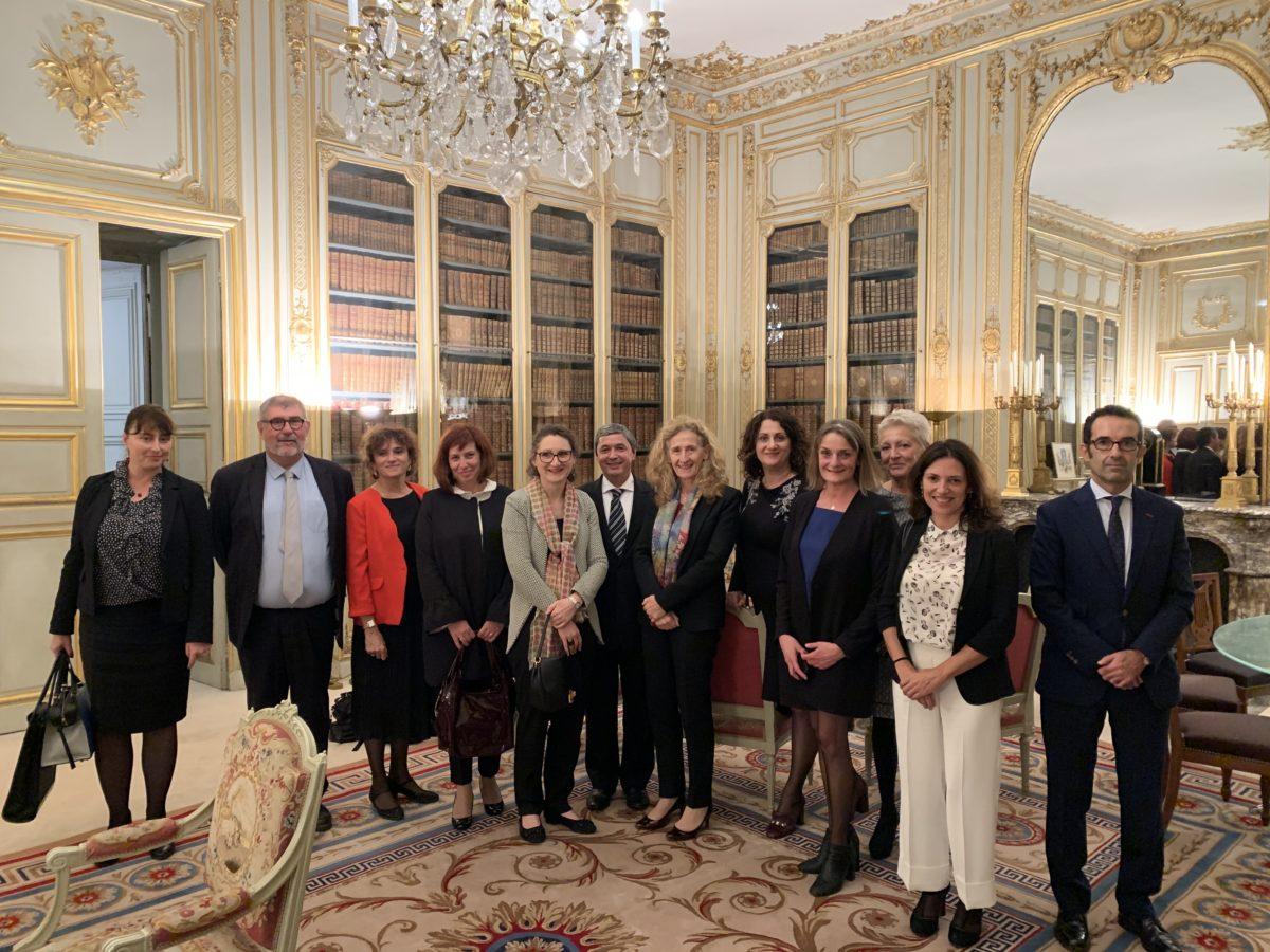 ИВСС вече е член на Мрежата на европейските служби за съдебна инспекция