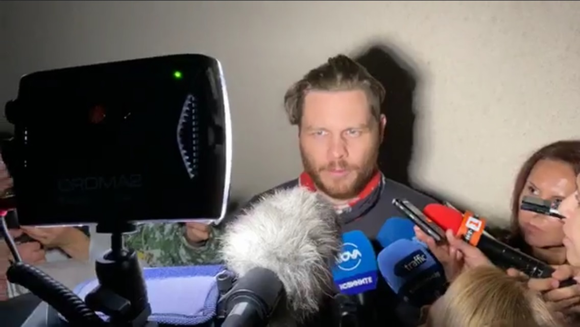 Полфрийман излезе от Бусманци, но без паспорт