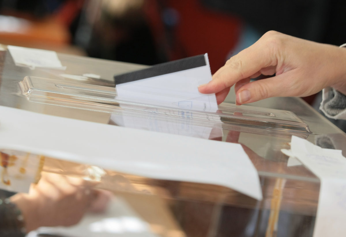 Няма никакъв смисъл да се гласува за някого, ако не предлага 5 законодателни промени