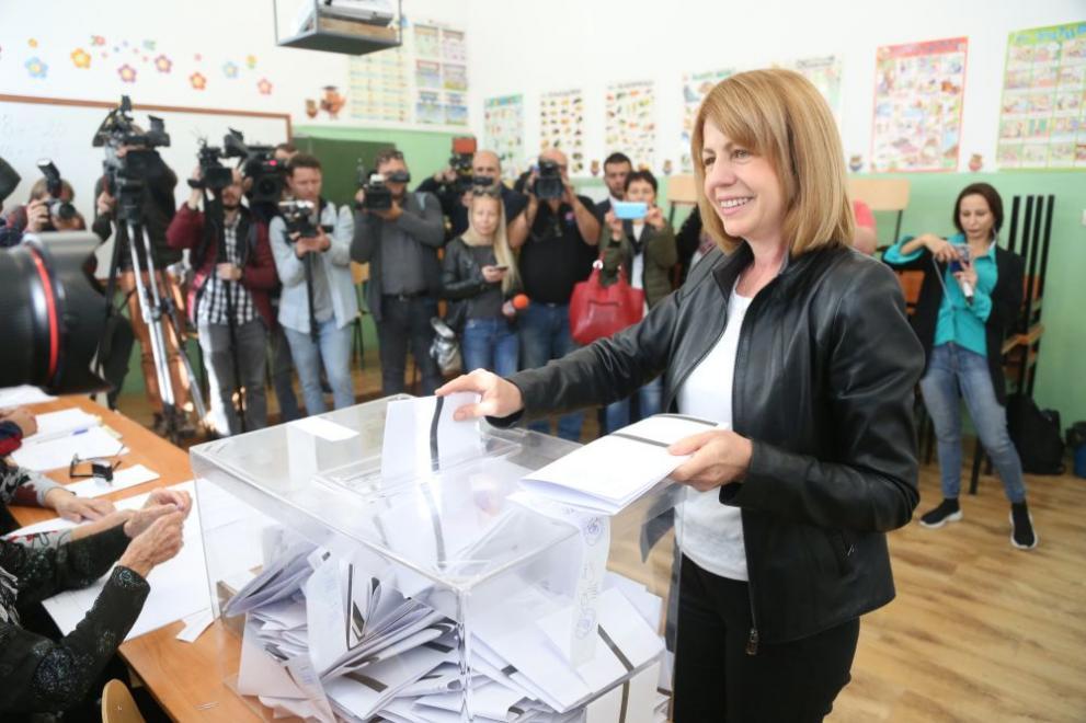 ВАС окончателно отказа да касира кметските избори в София